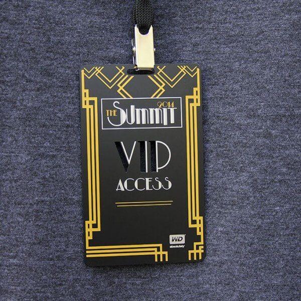 METAL VIP PASSES